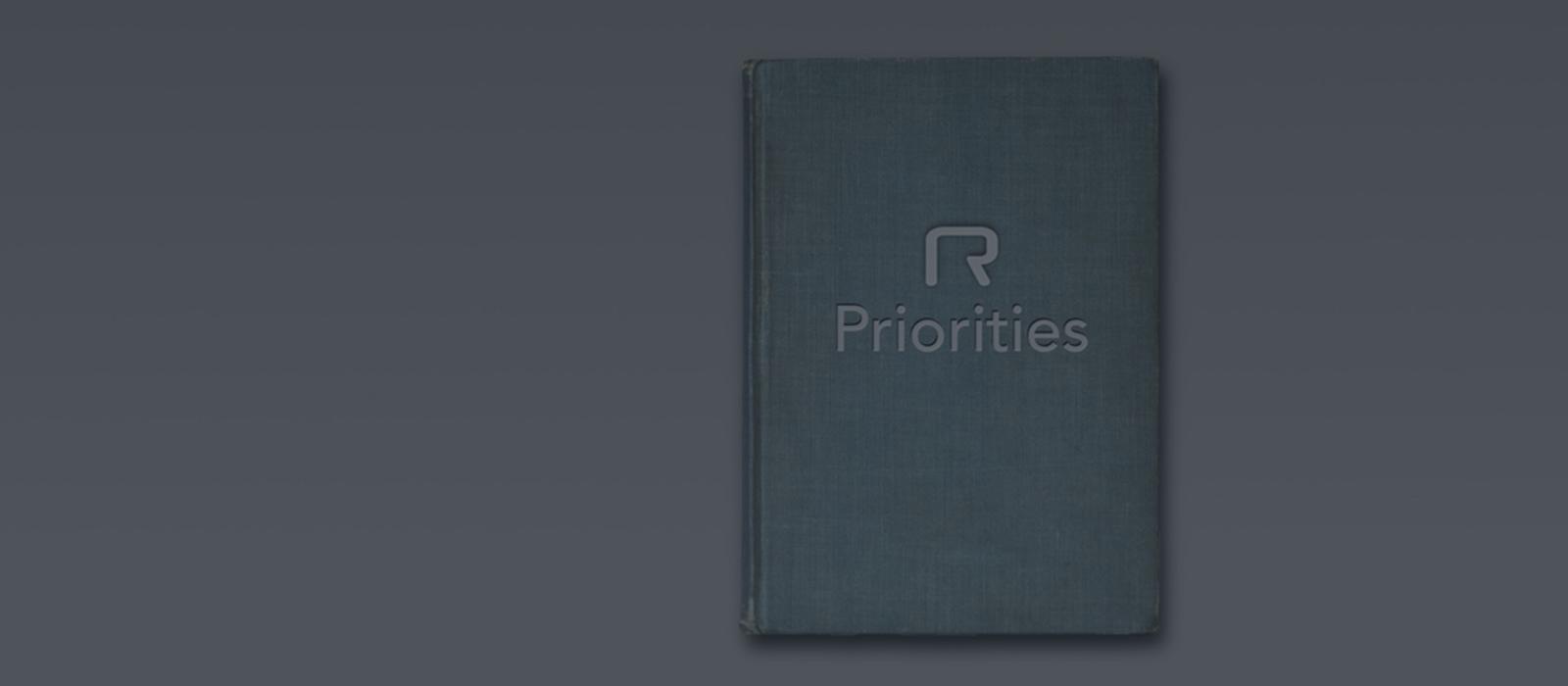 Reviv Priorities