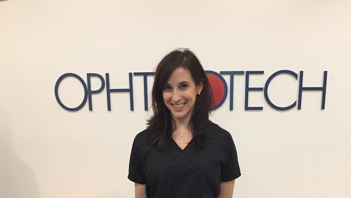 REVIV visits Opthotech headquarters in Manhattan